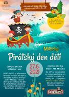 Pirátský dětský den 2021